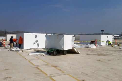 ROOFTOP EQUIPMENT ENCLOSURES